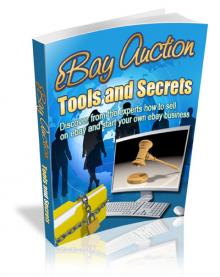 EBay Auction Tools And Services