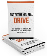 Entrepreneurial Drive