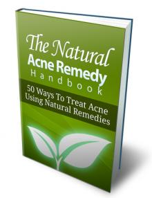 Natural Acne Remedy