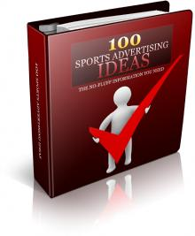100 Sports Advertising Ideas