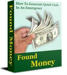 101 Ways To Raise Emergency Money!