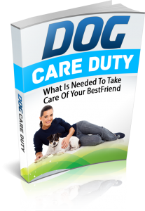 Dog Care Duty