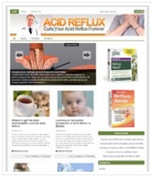 Acid Reflux Health Niche Blog