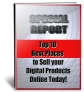 Top Ten Marketplaces To Sell Digital Products