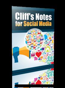 Cliffs Notes For Social Media