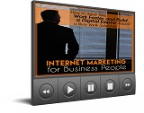 Internet Marketing For Business People Deluxe