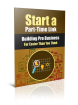 Start A Part Time Link Building Pro Business