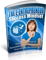 The E Entrepreneur Success Mindset