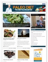 Paleo Diet Health Niche Blog