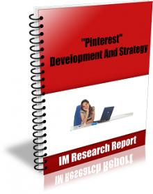 Pinterest Report