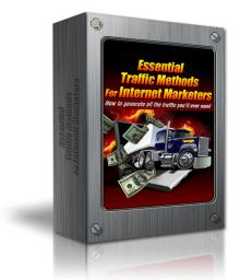 Essential Traffic Methods For IMers